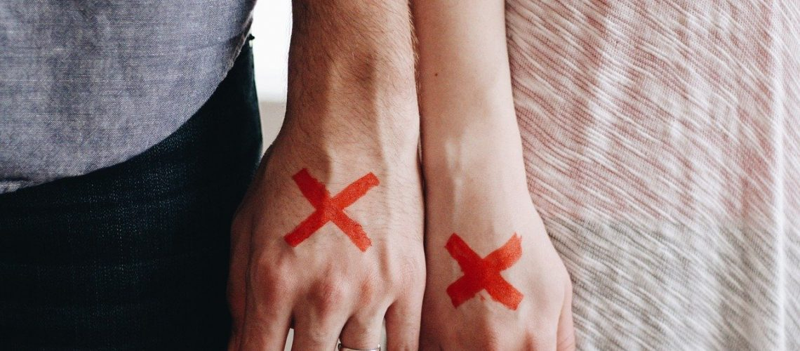 גירושין לאחר בגידה של הבעל